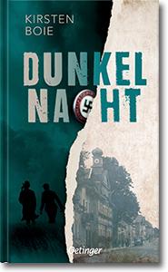 """Cover: Kirsten Boie """"Dunkelnacht"""""""