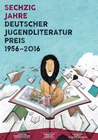 Plakat Deutscher Jugendliteraturpreis 2016
