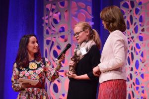 Verleihung Deutscher Jugendliteraturpreis 2017 || Foto: Ulf Cronenberg