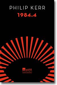 """Cover: Philip Kerr """"1984.4"""""""