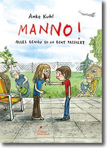 "Cover: Anke Kuhl ""Manno!"""