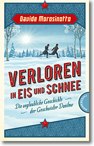 "Cover: Davide Morosinotto ""Verloren in Eis und Schnee"""