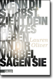 Cover Lauren Oliver