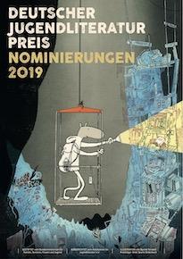 Plakat Deutscher Jugendliteraturpreis 2019