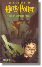 Cover Rowling HP5