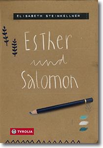 """Cover: Elisabeth Steinkellner """"Esther und Salomon"""""""