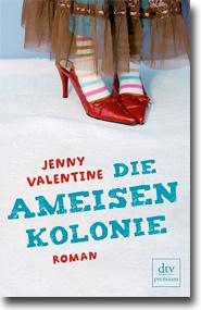 Cover Jenny Valentine
