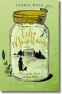 "Cover: Lauren Wolk ""Echo Mountain"""